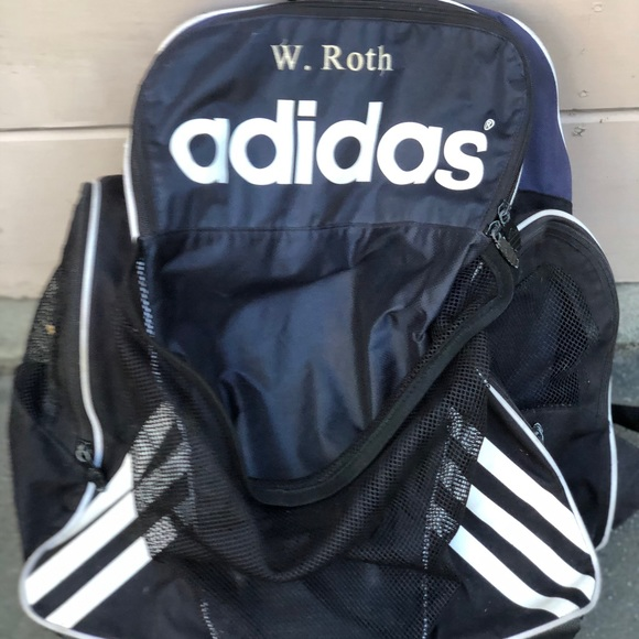 SALE:🎒Adidas Soccer Backpack (Dark Blue)